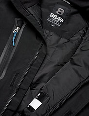 8848 Altitude - Karel Minior suit - snowsuit - black - 6