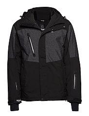 Westmount Jacket - BLACK
