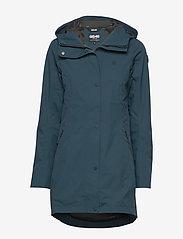 8848 Altitude - Scarlett W Jacket - outdoor & rain jackets - reflecting pond - 0