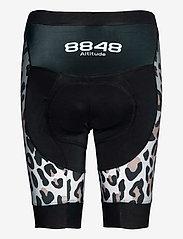 8848 Altitude - Coca 2.0 W Bike Shor - wielrenshorts & -leggings - leopard - 1