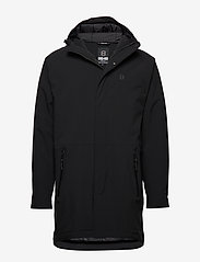 8848 Altitude - Heat Grip Coat - insulated jackets - black - 0