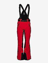 8848 Altitude - Rothorn Pant - spodnie narciarskie - red - 1