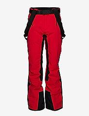 8848 Altitude - Rothorn Pant - spodnie narciarskie - red - 2