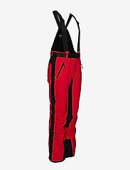 8848 Altitude - Rothorn Pant - spodnie narciarskie - red - 4