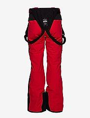 8848 Altitude - Rothorn Pant - spodnie narciarskie - red - 6