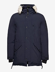 8848 Altitude - Imperial Down Parka - kurtki puchowe - navy - 1