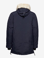 8848 Altitude - Imperial Down Parka - kurtki puchowe - navy - 2