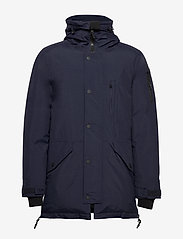 8848 Altitude - Imperial Down Parka - kurtki puchowe - navy - 3