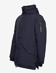 8848 Altitude - Imperial Down Parka - kurtki puchowe - navy - 5