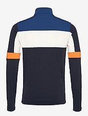 8848 Altitude - Gavio 1/2 Zip - basic sweatshirts - navy - 1