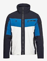 8848 Altitude - Fleming Jacket - skijakker - blanc - 2