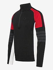 8848 Altitude - Trysil Sweat - half zip - black - 1