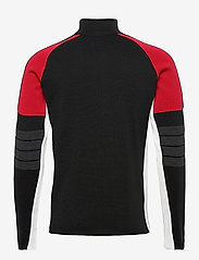 8848 Altitude - Trysil Sweat - half zip - black - 3