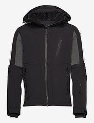8848 Altitude - Lois Jacket - skijakker - black - 0