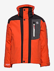 8848 Altitude - Aragon JR Jacket - thermo jacket - red clay - 2