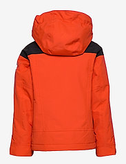 8848 Altitude - Aragon JR Jacket - thermo jacket - red clay - 3