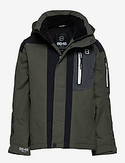 8848 Altitude - Aragon JR Jacket - shell jacket - turtle - 0