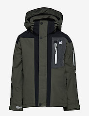 8848 Altitude - Aragon JR Jacket - shell jacket - turtle - 1