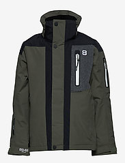 8848 Altitude - Aragon JR Jacket - shell jacket - turtle - 2