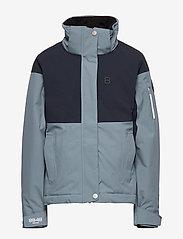 8848 Altitude - Florina JR Jacket - kurtka zimowa - pearl blue - 2
