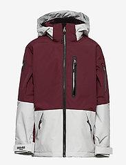 8848 Altitude - Kaman JR Jacket - kurtka zimowa - amarone - 1