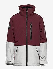 8848 Altitude - Kaman JR Jacket - kurtka zimowa - amarone - 2