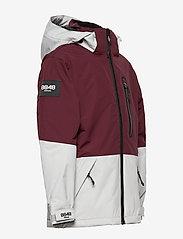 8848 Altitude - Kaman JR Jacket - kurtka zimowa - amarone - 5