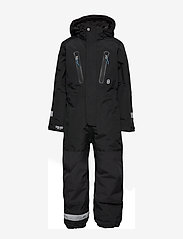 8848 Altitude - Karel Minior suit - snowsuit - black - 1