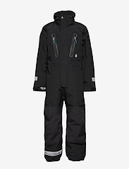 8848 Altitude - Karel Minior suit - snowsuit - black - 2