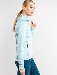 Peach W Sweat - mid layer jackets - mint