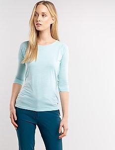 Madina W Tee - t-shirts - mint