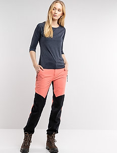 Mission W Pant - outdoor pants - coral