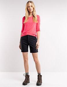 Eala W Shorts - outdoor shorts - black