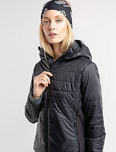 Theresia W Primaloft - insulated jackets - black