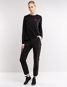 Destiny W Pants - outdoor pants - black