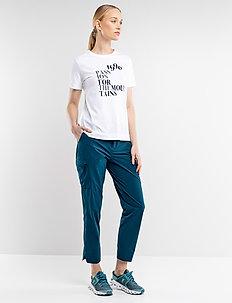 Destiny W Pants - outdoor pants - reflecting pond