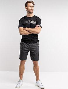 Lugano Shorts - outdoor shorts - charcoal