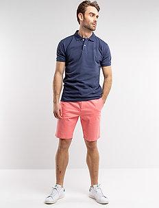 Lugano Shorts - outdoor shorts - coral