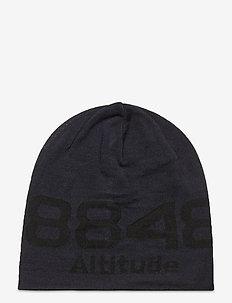 Signature Beanie - czapka - navy