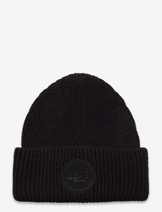 Ethan Beanie - bonnet - black