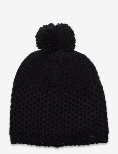 Trembler Beanie - kapelusze - black