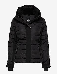 Andina W Primaloft J - vestes de ski - black