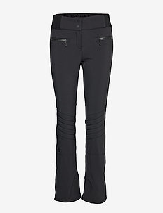Randy W Slim Pant - softshell pants - black