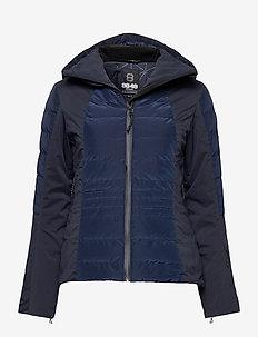 Birkin W Jacket - kurtki narciarskie - navy