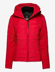 Birkin W Jacket - kurtki narciarskie - red