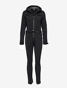 Cat W Ski Suit - ski jackets - black