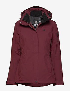 Ebba W Jacket - AMARONE