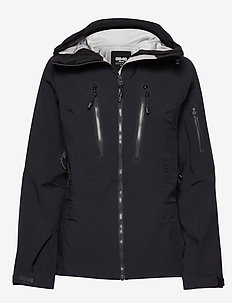 Pow W Jacket - shell jackets - black