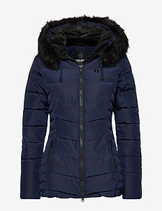 Joline W Jacket - down jackets - navy