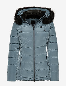 Joline W Jacket - PEARL BLUE
